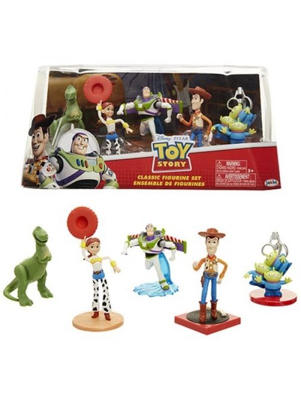 Toy Story Classic Figurine Set - Pixar - Jakks