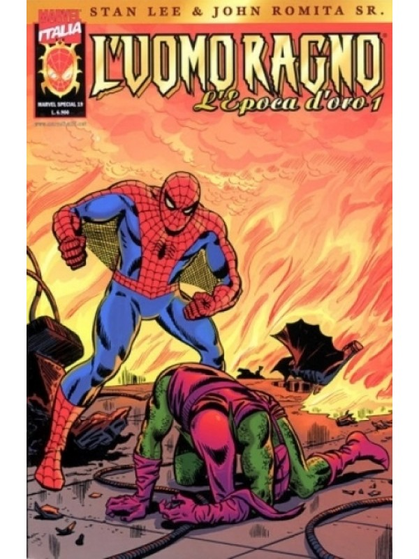L'Uomo Ragno - L'Epoca D'Oro - Marvel Special - Serie Completa 1/4