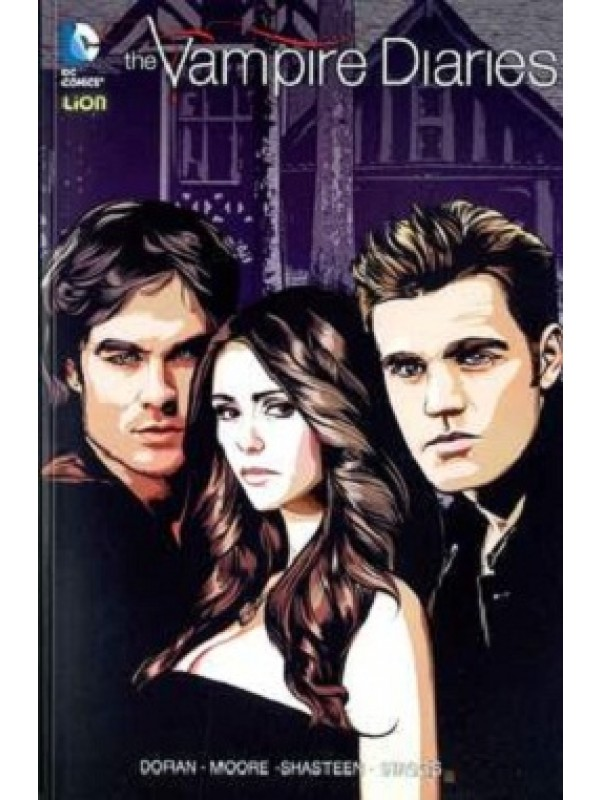 The Vampire Diaries - Lion - Serie completa 1/3