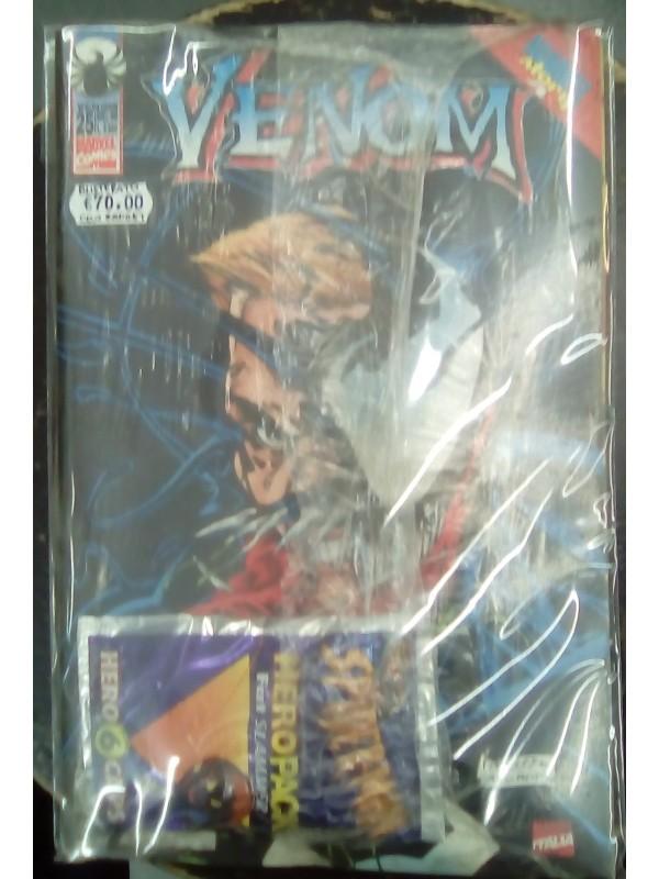 Venom 25 (1996) - Marvel Italia - Blisterato con gadget
