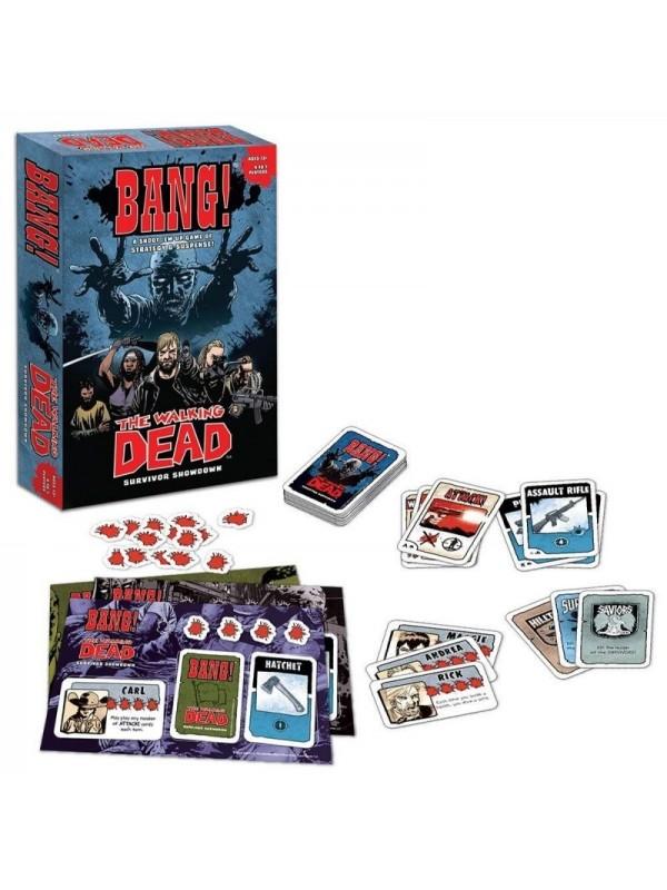 BANG! - The Walking Dead - Scontro tra Sopravissuti - DV Giochi