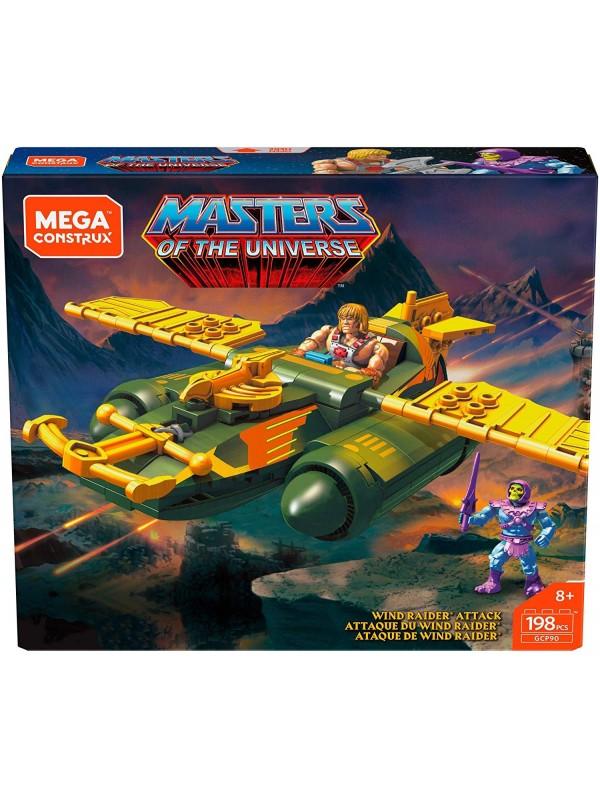 Wind Raider Attack - Masters Of The Universe (MOTU) - Mega Construx