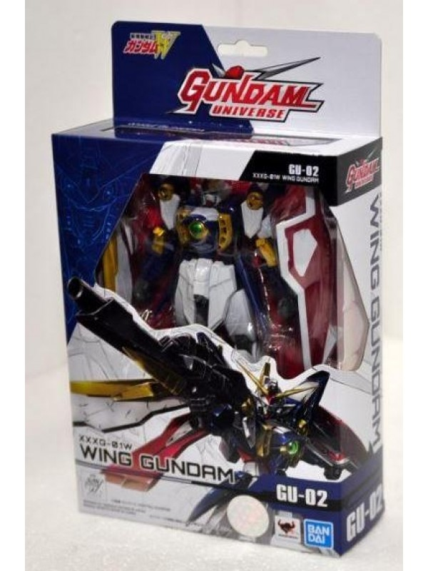 XXG-01W - Wing Gundam GU-02 - Gundam Universe - Bandai