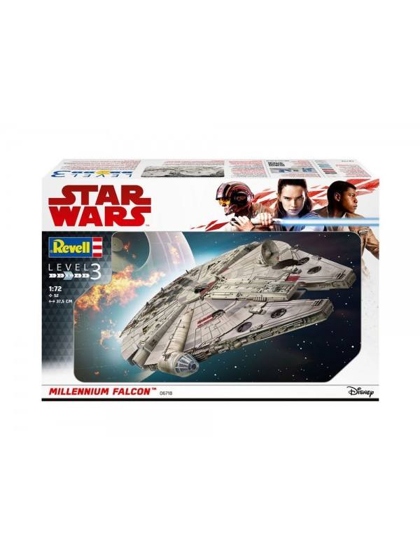 Star Wars - Millennium Falcon - Model Kit 1/72 - Revell