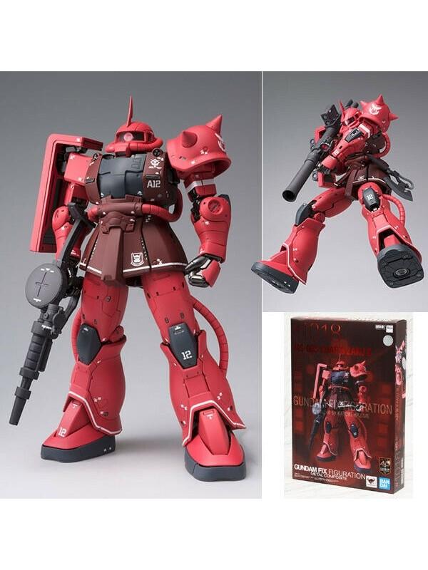 Gundam Fix Figuration - Metal Composite - #1018 MS-06S Char's Zaku II - Bandai