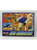 Brave-37 Big Shooter Jeeg- Limited Edition Metallic version