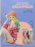 Rebecca Rossellini - Lupin The Third Groovy Baby Shot V - Ver. Pink