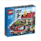 LEGO City Fire 60003 - Squadra di Emergenza Anti-Incendio