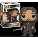 Aragorn - The Lord of The Rings - Vinyl Figure - Pop! Movies 531