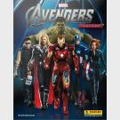 The Avengers - Sticker Album - Avengers Initiative - Panini