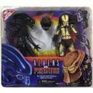 Aliens vs Predator - Set di 2 Action Figure + Mini Comic Book