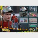 Marty McFly - Back to the Future II - HOT TOYS - Movie Masterpiece Series Diecast - MMS379