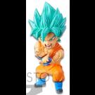 Super Saiyan Blue Goku - DragonBall Super ChiBi Figure - World Collectable Figure WCF Vol. 10 - DB 060