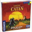 I Coloni di Catan - Gioco di Carte per due giocatori - Giochi Uniti