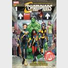 Champions - Panini Comics - Sequenza in blocco 1/8