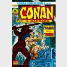 Conan Collection Conan Il Barbaro - Panini Comics - serie completa 1/4