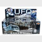 UFO S.H.A.D.O. MOBILE - S.H.A.D.O. CONTROL - DIE CAST METAL