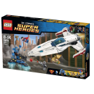Lego DC Super Heroes 76028 Darkseid Invasion