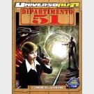 Dipartimento 51 - Universo Alfa -  Sergio Bonelli Editore - Sequenza in blocco 1/3