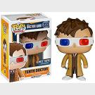 Tenth Doctor - Vinyl Figure - POP! Television - BBC Doctor Who 233 Hot Topic Exclusive
