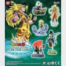 Dragon Ball Z - Over The Limit - Imagination Collection - Bandai - Set di 5 Gashapon