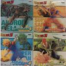 Dragon Ball Z - Set di 4 Trading Figure