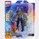 Drax - Guardians of The Galaxy Vol. 02 - Special Collector Edition Action Figure - Marvel Select