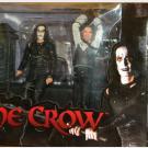 Cult Classics The Crow Eric Draven & Top Dollar Action Figure Box Set
