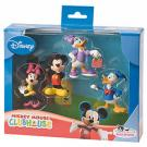Mickey Mouse Clubhouse - Set 4 figure