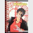 Dylan Dog - Quaderno Tascabile Spiralato - Dopo Mezzanotte - Pigna Moda