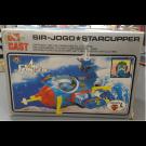 Sir-Jogo Starcupper (Sir Gorgo) - Star Zinger - Diecast - Ceppiratti