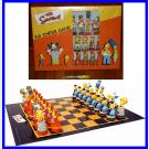 The Simpsons - 3D Chess game