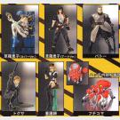 The Ghost in The Shell - M.D.ONE - MegaHouse 2003 - Set di 6 Gashapon