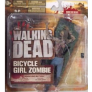 Bicycle Girl Zombie - The Walking Dead Series 2 - Action Figure