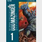 God Mazinger - JPOP - Serie completa 1/3 con cofanetto raccoglitore