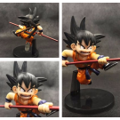 SCultures Son Goku Figure - Metallic Color Ver. - Dragon Ball