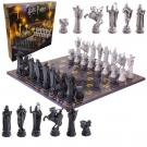 Wizard Chess Set - Deluxe Edition - Harry Potter - The Noble Collection