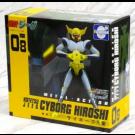 Kotetsu Jeeg Cyborg Hiroshi - Metal Action 08 - Evolution Toy