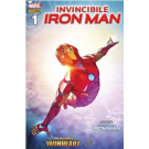 Invincibile Iron Man - Panini Comics - Sequenza in blocco 1/8