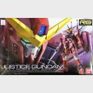 Justice Gundam - Z.A.F.T. Mobile Suit ZGMF-X09A - RG Excitement Embodied (Real Grade)