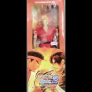 Ken Masters - Capcom vs SNK 2 Millionaire Fighting 2001 - Full Poseable Action Doll