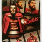 King Leonidas Resin Mini-bust - 300 the Movie - (versione senza elmo)