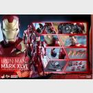 Iron Man Mark XLVI - Captain America Civil War - HOT TOYS - Movie Masterpiece Series Diecast - MMS353-D16