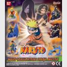 Maxi Collection Ninja Battle - Naruto - Set di 6 Gashapon