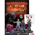 NEGAN Booster - THE WALKING DEAD - GIOCO DI MINIATURE - ALL OUT WAR