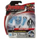 Nick Fury  VS. Sub-Ultron 007 - Avengers Age of Ultron