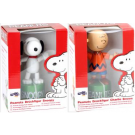Charlie Brown + Snoopy - Peanuts Push Puppet - Small Foot Design