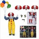 Pennywise - IT The Movie - Action Figure - Neca