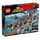 76057 - Spider-Man: Web Warriors Ultimate Bridge Battle - Lego Marvel Super Heroes