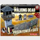 Prison Tower & Gate - The Walking Dead Building Sets